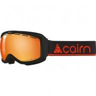 Cairn Funk, OTG skibriller, børn, mat black orange