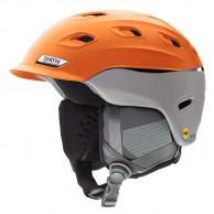Smith Vantage MIPS skihjelm, orange/grå