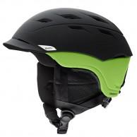 Smith Variance skihjelm, sort/grøn