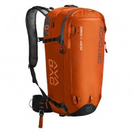 Ortovox Ascent 30 AVABAG, crazy orange