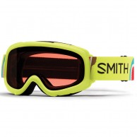 Smith Gambler Air jr skibrille, gul