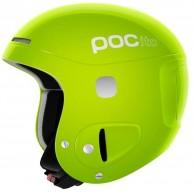 POCito Skull, børne skihjelm, gul/grøn