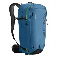 Ortovox Ascent 32, rygsæk, blue sea