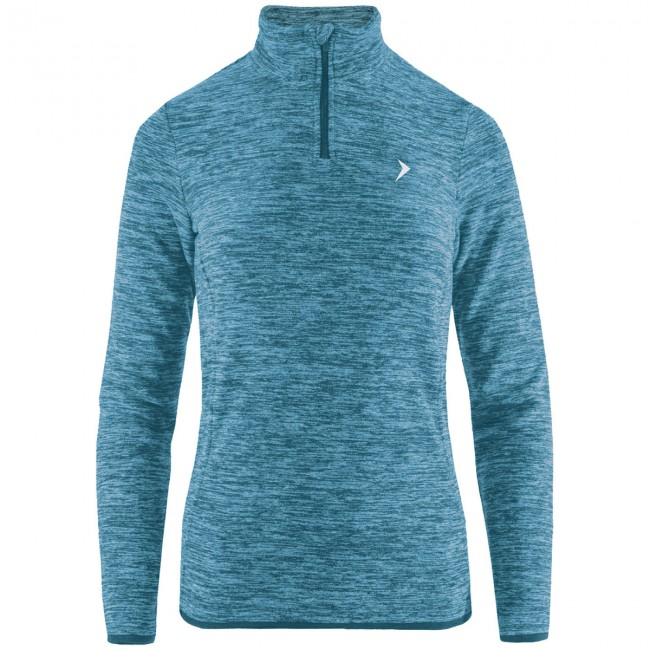Denne varme trøje er lavet i blødt fleece, som er behageligt at have på. Fleecetrøjen kan med sine varme og bløde egenskaber bruges som et ekstra lag under en ski- eller skaljakke eller som en ekstra varm trøje på en kølig aften.Grundet den høje åndbarhed og det bløde stretch-materiale har fleecetrøjen en stor bevægelsesfrihed, der gør den anvendelig til aktivt brug. Samtidig er den svedtransporterende, så man ikke bliver klam og fugtig, og du kan dyrke sport uden at komme til at fryse. Trøjen har en 1/4 lynlås i halsen, så du bedre kan regulere temperaturen.Specifikationer og features1/4 lynlås ved halsenMateriale: 100 % polyesterVægt: 200 gsm