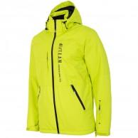 4F Jason skijakke, herre, grøn
