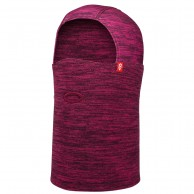 Airhole Balaclava Combo Microfleece, heather pink