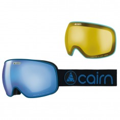 Cairn Magnetik, skibriller, mat blå