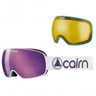Cairn Magnetik, skibriller, mat lilla