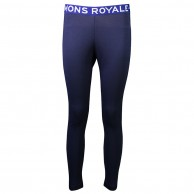 Mons Royale Christy Legging, skiunderbukser, Navy