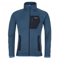 Kilpi Eris-M, fleece jakke, herre, blå