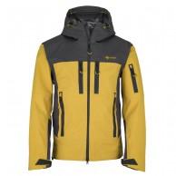 Kilpi Hastar-M, skijakke til mænd, gul