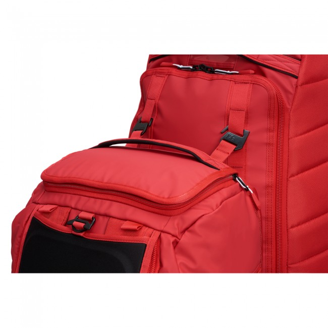 ... RedDouchebags, The Carryall 40L, Scarlet Red - variant  Scarlet Red 298fb92915