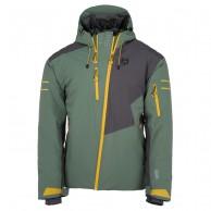 Kilpi Asimetrix-M, skijakke, herre, khaki