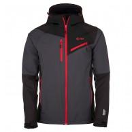 Kilpi Zenith-M, softshell jakke, mænd, mørkegrå