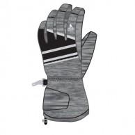 4F Ringo skihandsker, junior, grå