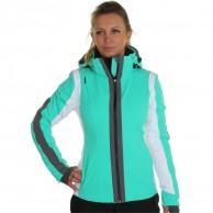 DIEL Cortina D. skijakke, dame, grøn