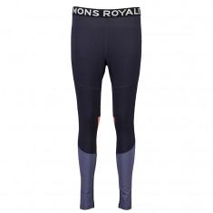 Mons Royale Olympus 3.0 Legging, skiundertrøje, dame, iron