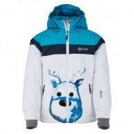 Kilpi Synthia-JG, skijakke, junior, hvid