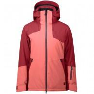 Five Seasons Elmira, skijakke, dame, rød