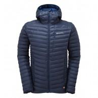 Montane Icarus Jacket, herre, antarctic blue