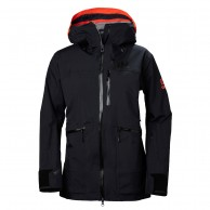 Helly Hansen W Kvitegga Shell Jacket, dame, sort
