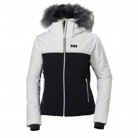 Helly Hansen W Powderstar, Skijakke, dame, sort