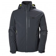 Helly Hansen Stoneham, skijakke, herre, graphite blue