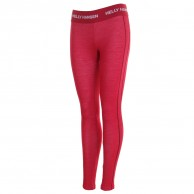 Helly Hansen W Lifa Merino pant, dame, persian red