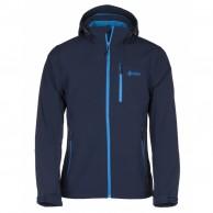 Kilpi Elio, softshell jakke, mænd, mørkblå