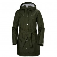 Helly Hansen W Lyness II Coat, dame, forest night