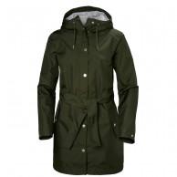 Helly Hansen W Lyness II Coat, dame, forest night