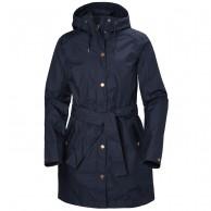 Helly Hansen W Lyness II Coat, dame, evening blue