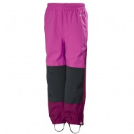 Helly Hansen K Shelter, regnbukser, børn, pink