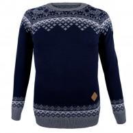 Kama Frigg Merino Sweater, dame, navy