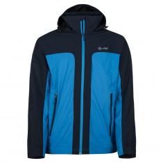 Kilpi Ortler-M regnjakke, herre, blå