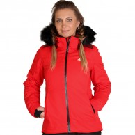 4F Diana skijakke, dame, rød