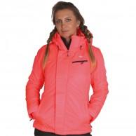 4F Gretha skijakke, dame, coral