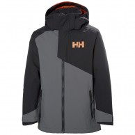 Helly Hansen Cascade skijakke, junior, grå