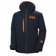 Helly Hansen Firsttrack Lifaloft skijakke, herre, mørkeblå