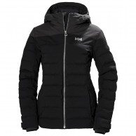 Helly Hansen Imperial Puggy skijakke, dame, sort