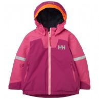 Helly Hansen K Legend ins skijakke, børn, lilla/pink