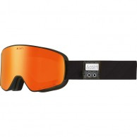 Cairn Magnitude, skibriller, mat sort orange