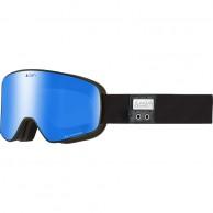 Cairn Magnitude Polarized, skibriller, mat sort blå