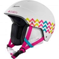 Cairn Android, skihjelm, junior, mat hvid
