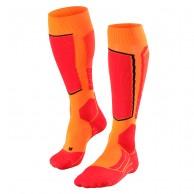 Falke SK2 skistrømper, herre, orange