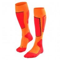 Falke SK4 skistrømper, herre, orange