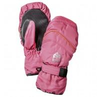 Hestra Primaloft skiluffer, junior, pink