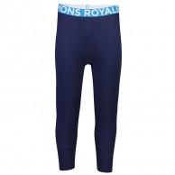 Mons Royale Shaun Off 3/4 legging, skiunderbukser, herre, navy