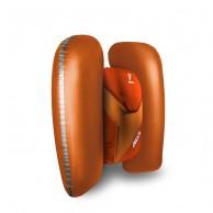 ABS Vario Base Unit, inkl. zip-on taske - u. patron, grå