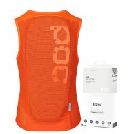 POCito VPD Air Vest + TRAX POC Edition, junior, rygskjold